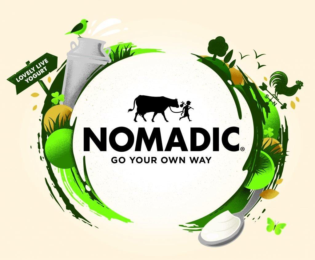 Nomadic dairy<br />strolls into Cheeky